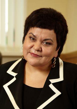 Раиса Людвиговна Иваницкая